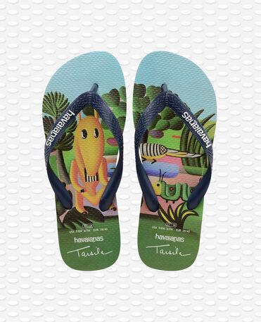 Havaianas Retratos - Navy blue - Flip flops