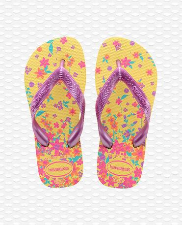 Havaianas Kids Flores - Rose Quartz - Flip Flops - Kids