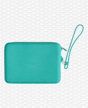 Havaianas beach necessaire  - Lake Green - Makeup bag - Women