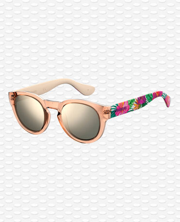 Havaianas Eyewear Trancoso Mirrored - Sonnenbrillen - Rose Orange (Peach)