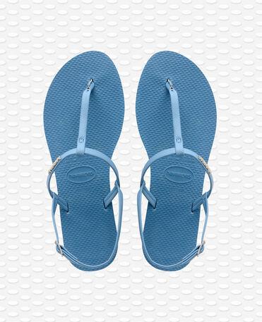 Havaianas You Riviera - Blue - Flip Flops - Women