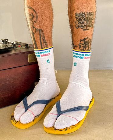 HAVAIANAS SOCKS SOLID