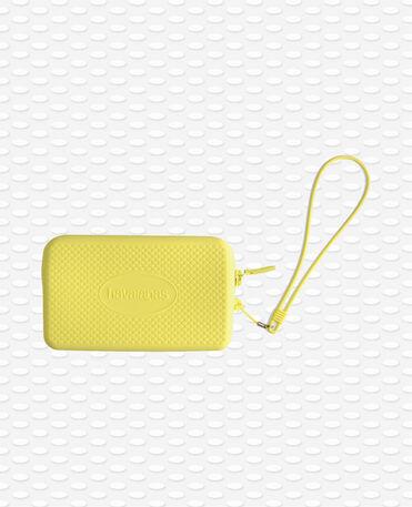 Havaianas Mini bag - Yellow Beach bag Women