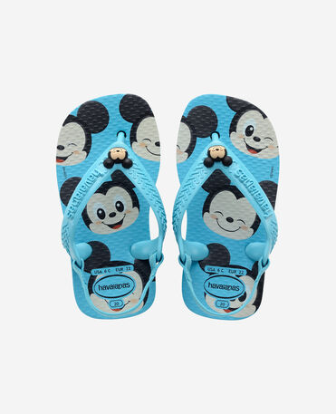 Havaianas Baby Disney Classics II - flip-flops - BLUE - unisex