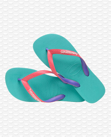 Havaianas Top Mix - Lake Green / Flamingo - Flip Flops - Women