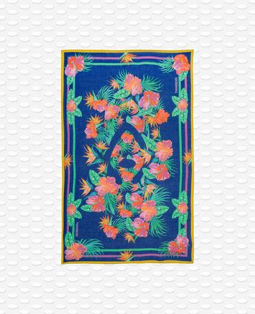 Havaianas Canga Floral - Blue block - Towel