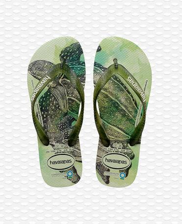 Havaianas Conservation - Apple green - Flip flops