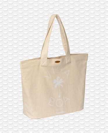 Havaianas Shopping Bag - NATURAL - unisex