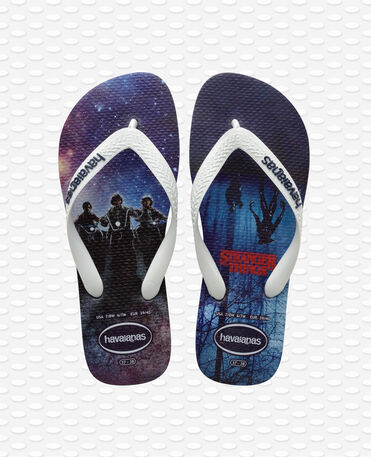 Havaianas Top Stranger Things - Flip Flops - Navy blau