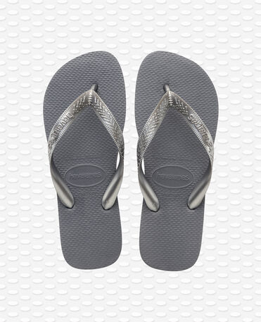 Havaianas Top Tiras - Steel Grey - Flip Flops - Women