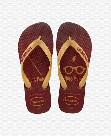 the best attitude 0351d 9240f HAVAIANAS TOP HARRY POTTER