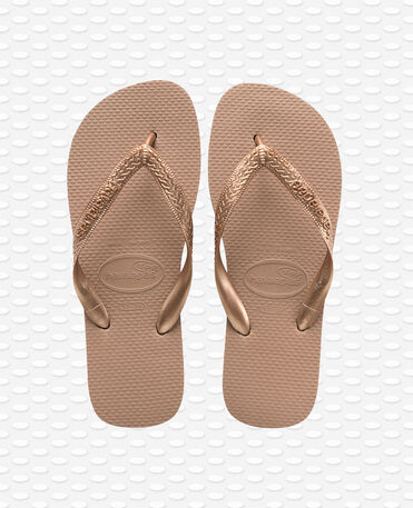 Havaianas Top Tiras - Rose Gold - Flip Flops - Women