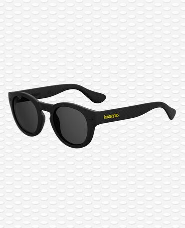 Havaianas Eyewear Trancoso Solid Bor - Black Sunglasses