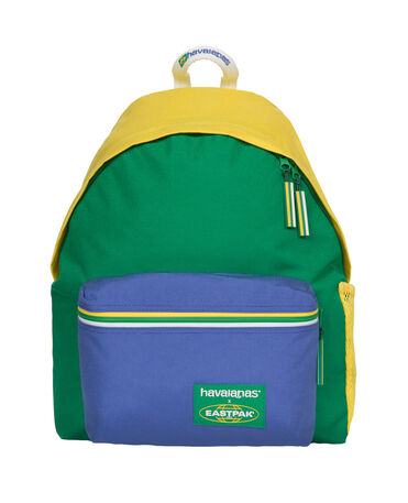 BACKPACK EASTPAK GREEN/BLUE