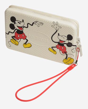 Havaianas Mini Bag Plus Disney Classics - WHITE/RED