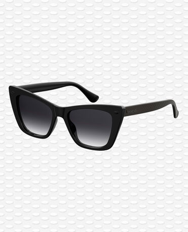 Havaianas Eyewear Canoa Shaded- Black Sunglasses Women