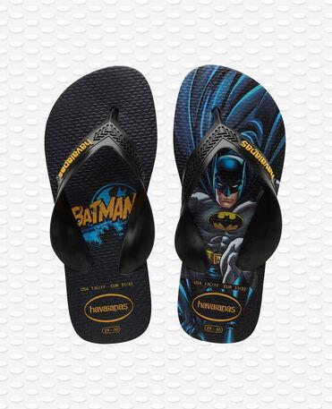 Havaianas Kids Max Herois - Black - Flip flops - Kids