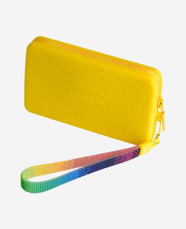 Havaianas Mini Bag Plus - complehombretaries 2 - YELLOW - unisex