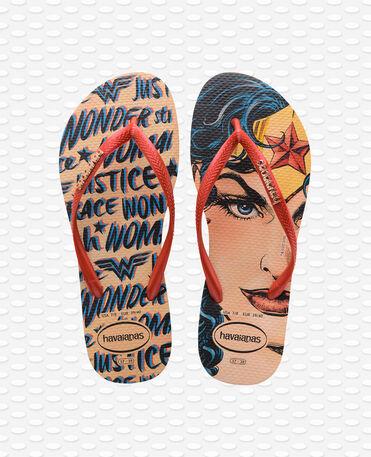 Havaianas Slim Heroinas - Flip Flops - Nude / Rouge - Damen
