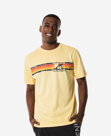 Havaianas T-Shirt Stripes 62 Vintage - GOLD