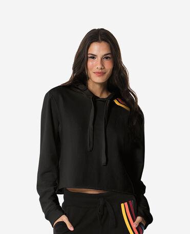 Havaianas Rainbow Eco Sweat Hoodie - BLACK
