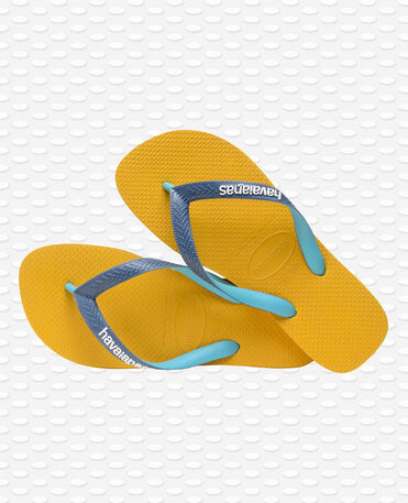 Havaianas Top Mix - Mustard - Flip Flops - Women