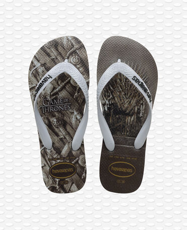 Havaianas Top Game of Thrones - Steel grey - Flip flops
