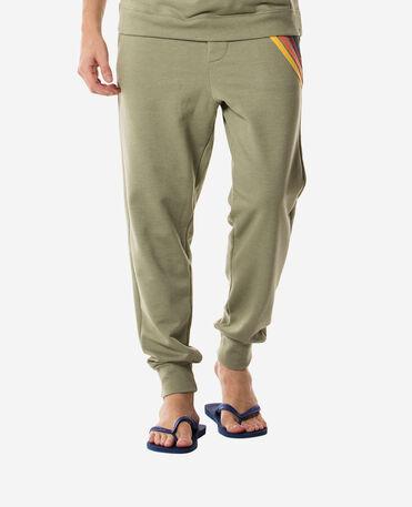 Pantaloni Eco Havaianas Rainbow - OLIVE