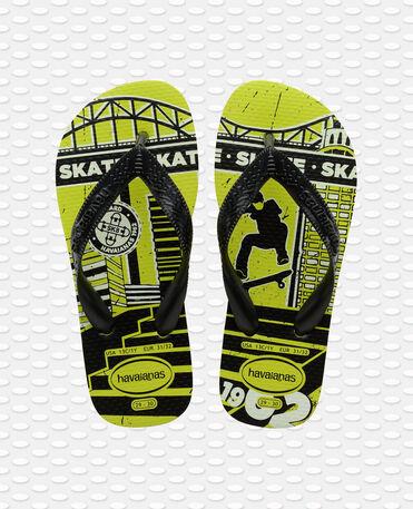 Havaianas Kids Athletic - flip-flops - GALACTIC GREEN - niño