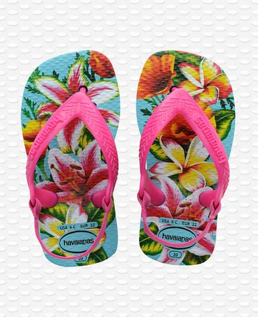 Havaianas baby chic ii blue 17/18