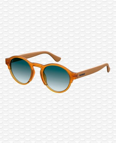 Havaianas Eyewear Caraiva Shaded - Brown Honey Sunglasses