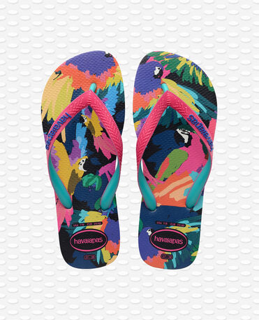 Havaianas Top Fashion - Chanclas - Negro - Mujer