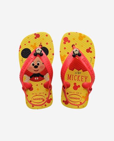 Havaianas Baby Disney Classics II - flip-flops - LEMON YELLOW - unisex