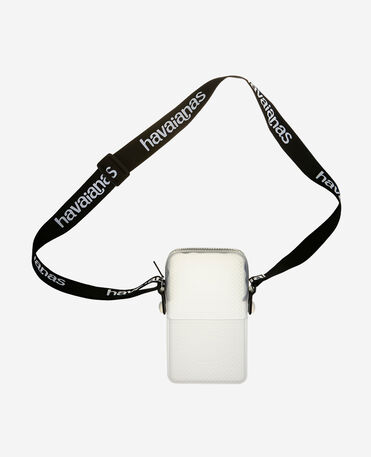 Havaianas Street Bag Urban - complehombretaries 2 - BLACK/WHITE - unisex