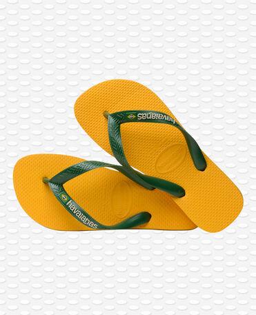 Havaianas Brasil Logo - Chinelos - Banana amarela