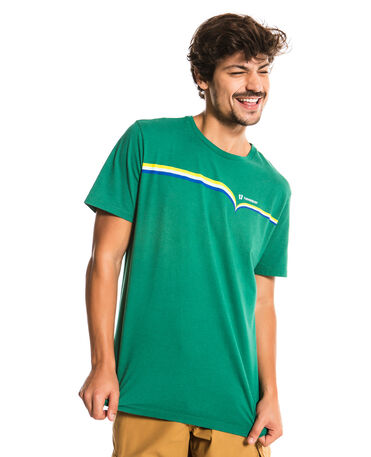 Havaianas T-shirt Front Lines Brasil