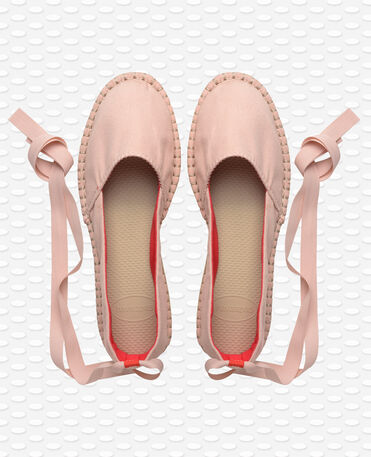 Havaianas origine slim - Espadrillas - Balletto rosa - Donna