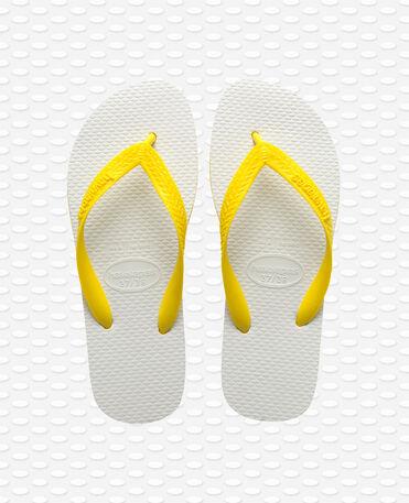 Havaianas Tradicional - Chinelos - Amarelo cítrico