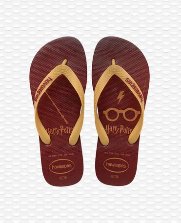 Havaianas Top Harry Potter - Tongs - rouge