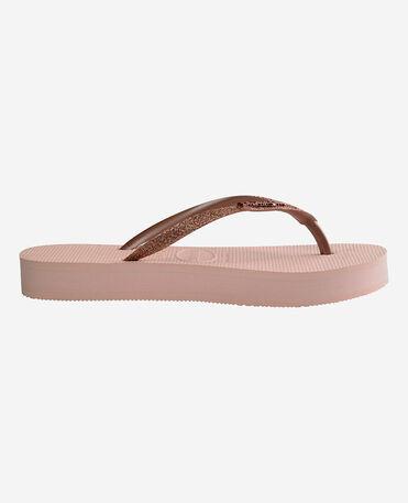 Havaianas Slim Flatform Glitter - flip-flops - BALLET ROSE - mujer