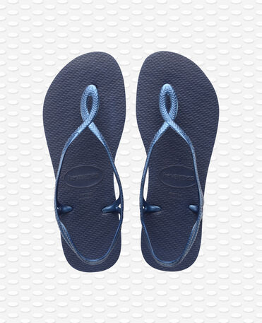Havaianas Luna - Navy blue - Sandals - Women