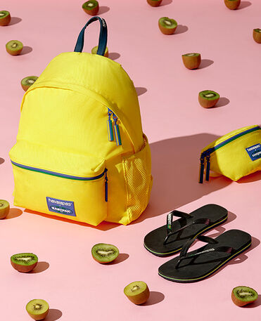BACKPACK EASTPAK YELLOW
