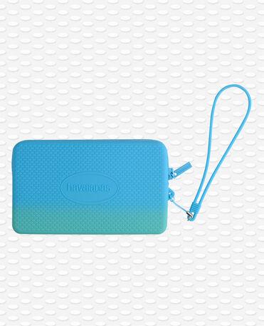 Havaianas Mini Bag Plus - Strandtasche -  Türkis - Damen