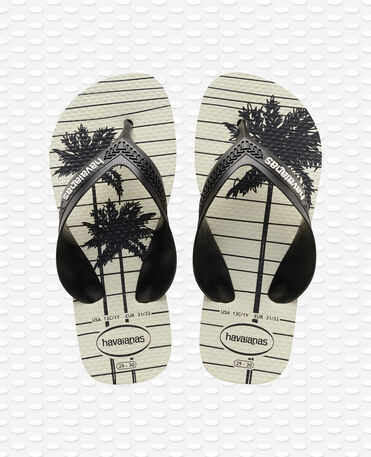Havaianas Kids Max Trend - New graphite/white - Flip flops - Kids