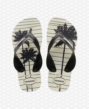 Havaianas Kids Max Trend - Flip Flops - Neuer Graphit / Weiß - Kinder