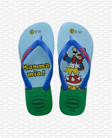 Havaianas Mario Bros - Blue - Flip flops - Men
