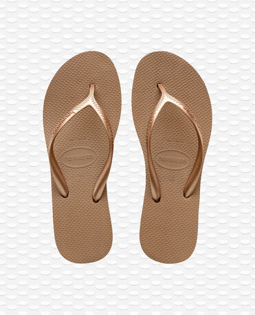 Havaianas High Light - Rose Gold - Flip Flops - Women