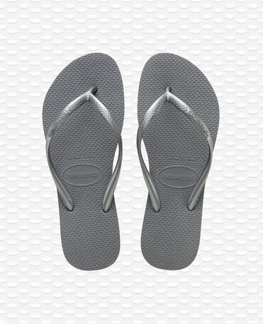 Havaianas Slim - Flip Flop - Stahlgrau - Damen