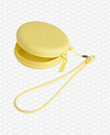 Havaianas Headphone -Light Yellow Beach Purse Women