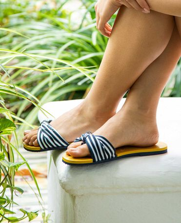 Havaianas You Saint Tropez - Sandali - Giallo - Donna